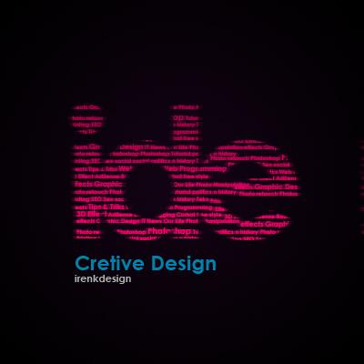 ide logo typo style 1