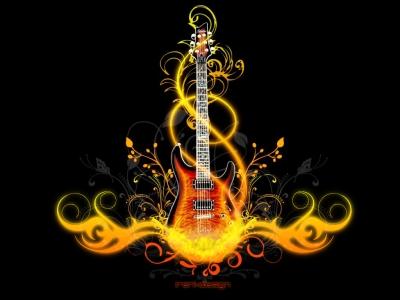 vector_guitar