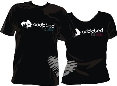 addicted to img black